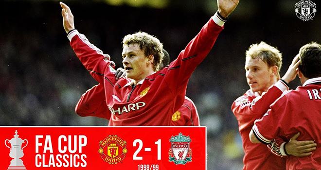 Ket qua bong da, MU vs Liverpool, Kết quả MU vs Liverpool, Video MU vs Liverpool, kết quả cúp FA, Bruno Fernandes, Ole Solskjaer, MU loại Liverpool khỏi cúp FA, bong da