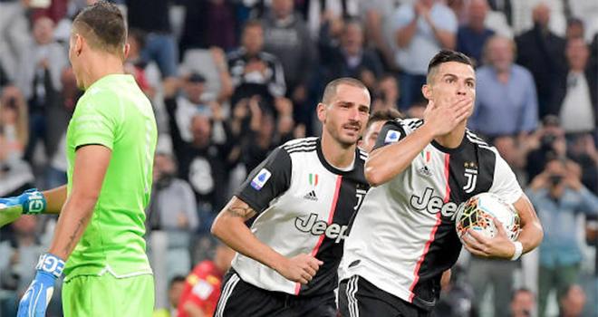 Juventus vs SPAL, lịch thi đấu bóng đá, trực tiếp bóng đá