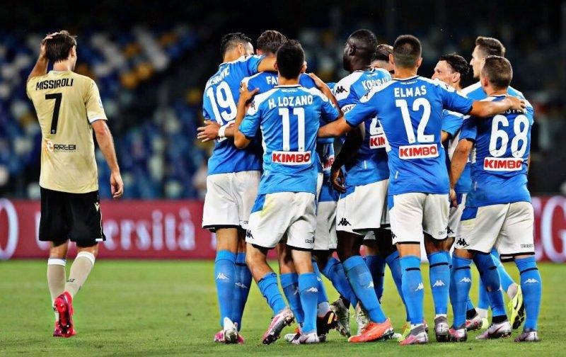 Napoli vs Spezia, lịch thi đấu bóng đá, trực tiếp bóng đá, Cúp Italia
