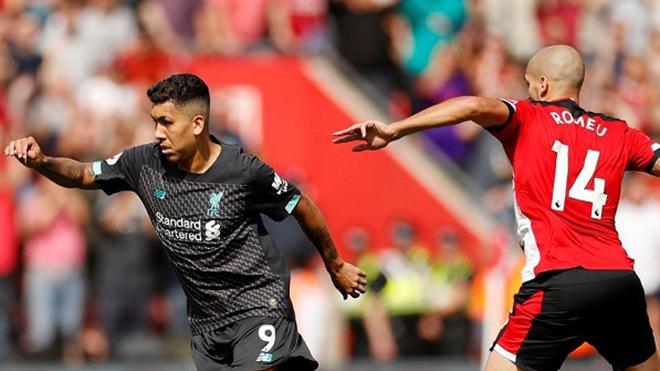 Lịch thi đấu bóng đá hôm nay. Trực tiếp Southampton vs Liverpool. K+, K+PM