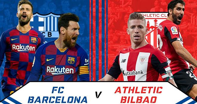 Barcelona vs Bilbao, lịch thi đấu bóng đá, trực tiếp bóng đá, La Liga