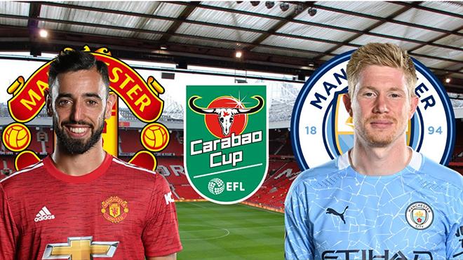 Lịch thi đấu bóng đá hôm nay. Trực tiếp MU vs Man City. TTTV