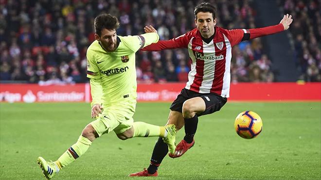 Bảng xếp hạng La Liga mới nhất: Barcelona leo lên thứ ba, chỉ kém Real Madrid và Atletico