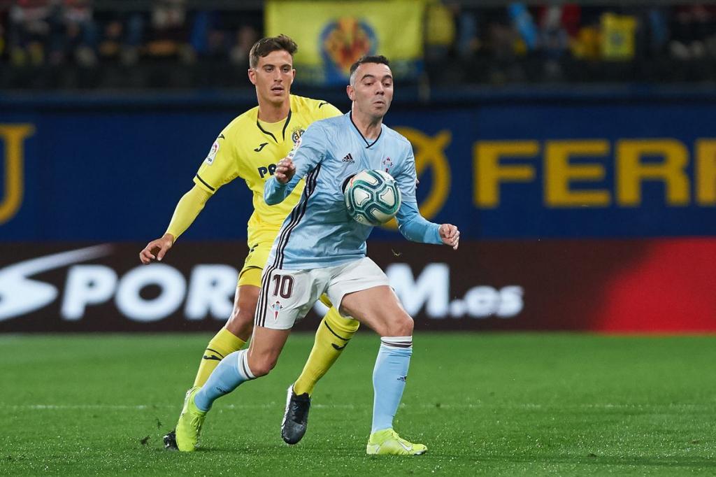 Celta Vigo vs Villarreal