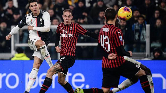Milan vs Juventus, trực tiếp bóng đá, lịch thi đấu bóng đá, lịch thi đấu Serie A, FPT