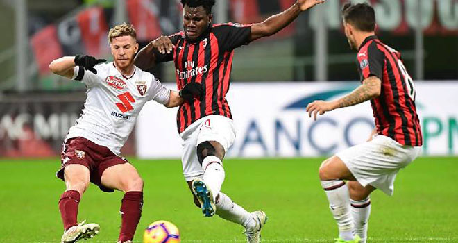 Milan vs Torino, lịch thi đấu bóng đá, trực tiếp bóng đá, Cúp Italia