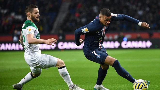St Etienne vs PSG, lịch thi đấu bóng đá, trực tiếp bóng đá, lịch thi đấu Ligue 1