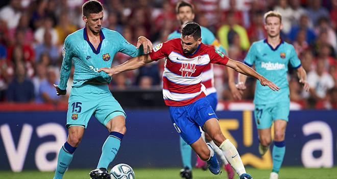 Granada vs Barcelona, trực tiếp bóng đá, lịch thi đấu bóng đá