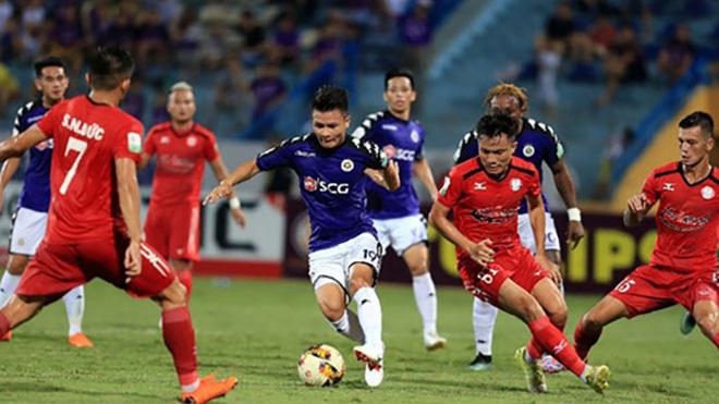 Kết quả bóng đá 2/1, sáng 3/1. Hà Nội thua TPHCM, Bình Định hòa Sài Gòn