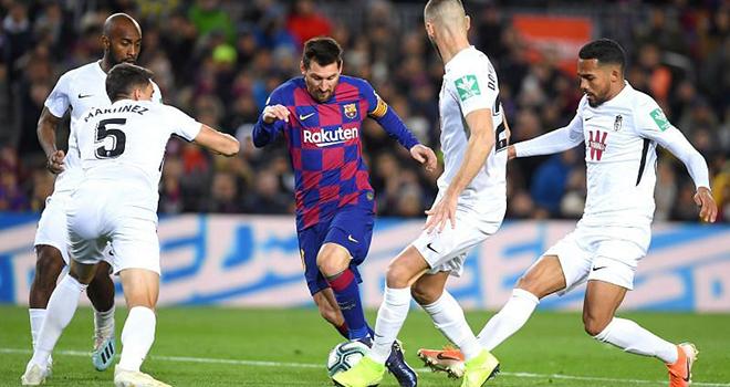 Granada vs Barcelona, lịch thi đấu bóng đá, trực tiếp bóng đá, cúp Nhà vua