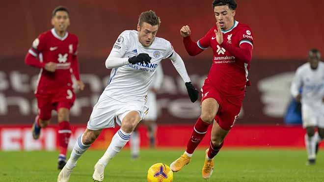 Lịch thi đấu bóng đá hôm nay: Trực tiếp Leicester vs Liverpool, Man City vs Tottenham. K+, K+PM