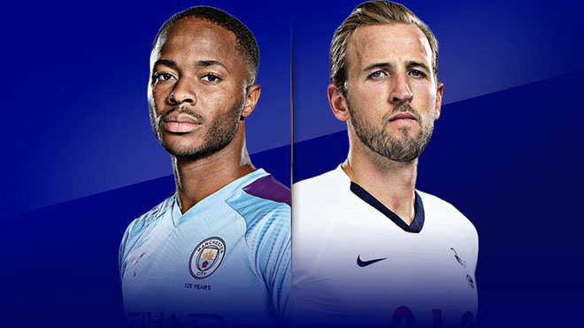 Video clip bàn thắng Man City vs Tottenham