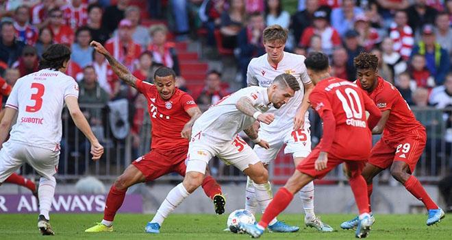 Bayern vs Bielefeld, lịch thi đấu bóng đá, trực tiếp bóng đá, Bundesliga, VTC3