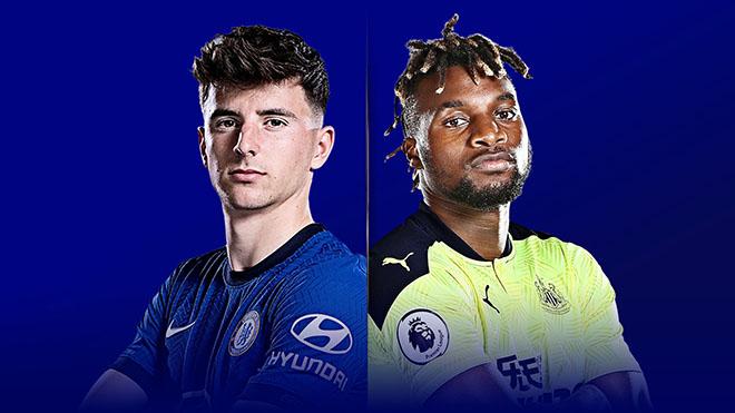 Lịch thi đấu bóng đá hôm nay. Trực tiếp Chelsea vs Newcastle. K+, K+PM
