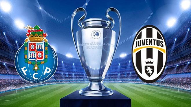 Lịch thi đấu bóng đá hôm nay. Trực tiếp Porto vs Juventus, Everton vs Man City. K+, K+PM
