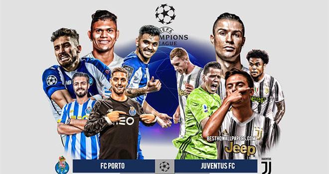 Ket qua bong da, Porto vs Juventus, Everton vs Man City, Cúp C1, Ngoại hạng Anh, kết quả bóng đá, Kết quả Cúp C1, kết quả Ngoại hạng Anh, BXH Ngoại hạng Anh, kqbd, C1
