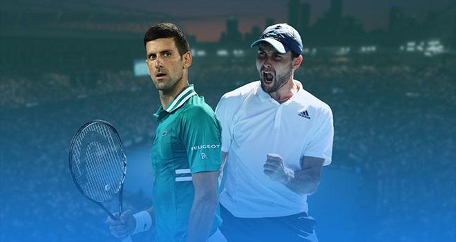 Lịch thi đấu Australian Open hôm nay, Trực tiếp Djokovic đấu với Karratsev, TTTV, Djokovic vs Karatsev, trực tiếp tennis, lịch thi đấu Úc mở rộng, Thể thao TV, Úc mở rộng