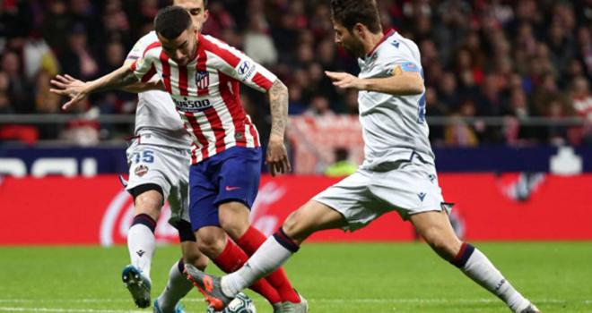 Atletico vs Levante, lịch thi đấu bóng đá, trực tiếp bóng đá, La Liga