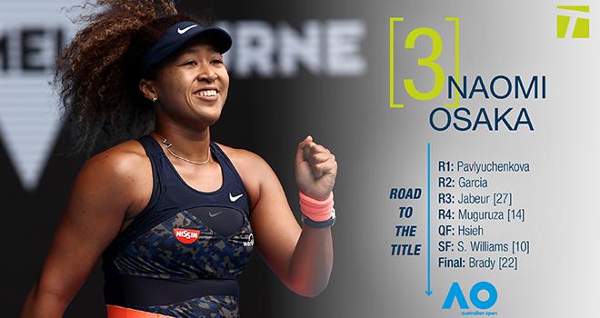 Kết quả Australian Open hôm nay, Brady vs Osaka, video Brady vs Osaka, kết quả Brady vs Osaka, kết quả tennis, kết quả Úc mở rộng, Úc mở rộng 2021, chung kết đơn nữ