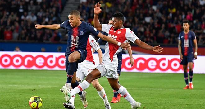 PSG vs Monaco, lịch thi đấu bóng đá, trực tiếp bóng đá, Ligue 1