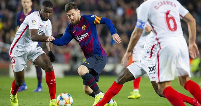 Sevilla vs Barcelona, lịch thi đấu bóng đá, trực tiếp bóng đá, BĐTV, lịch thi đấu La Liga, trực tiếp La Liga