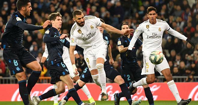 Lich thi dau bong da hom nay, trực tiếp bóng đá, BĐTV, Real Madrid vs Sociedad, trực tiếp Real Madrid vs Sociedad, Lịch thi đấu La Liga