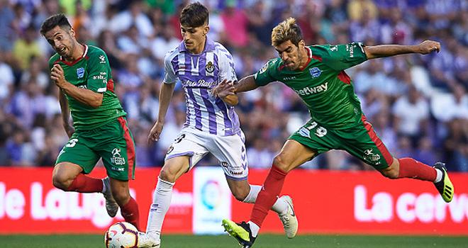 Alaves vs Valladolid, lịch thi đấu bóng đá, trực tiếp bóng đá, La Liga