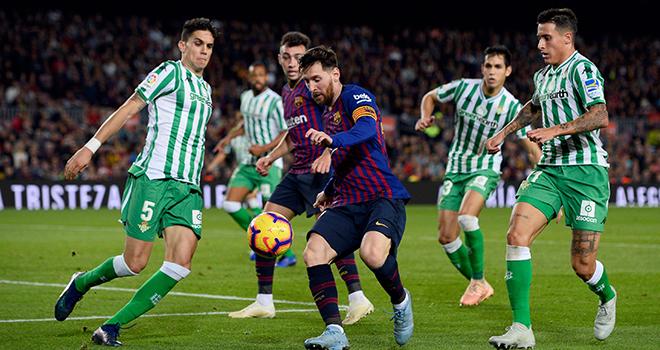 Betis vs Barcelona, lịch thi đấu bóng đá, trực tiếp bóng đá, La Liga