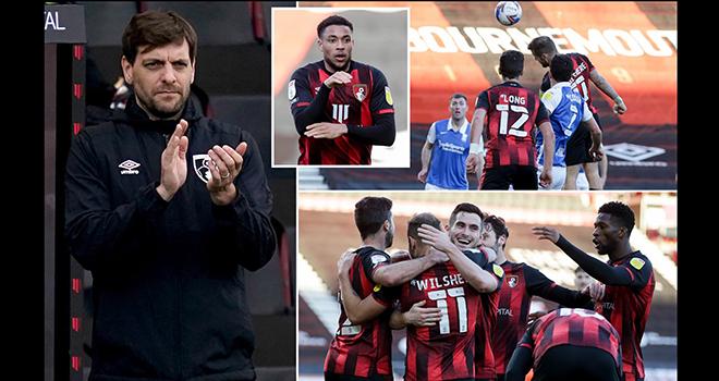 Bournemouth 3-2 Birmingham, kết quả hạng nhất Anh, kết quả bóng đá