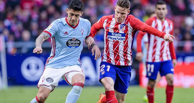 Atletico vs Celta Vigo, lịch thi đấu bóng đá, trực tiếp bóng đá, La Liga, BĐTV