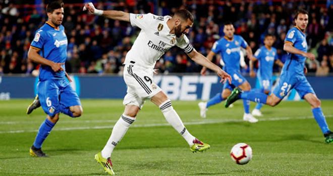 Real Madrid vs Getafe, lịch thi đấu bóng đá, trực tiếp bóng đá, lịch thi đấu La Liga, BĐTV, Bóng đá TV, xem trực tiếp bóng đá