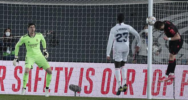 Ket qua bong da, Real Madrid vs Sociedad, Kết quả La Liga, Bảng xếp hạng La Liga, video Real Madrid 1-1 Sociedad, kết quả Real Madrid, Vinicius Junior, Zidane, kqbd
