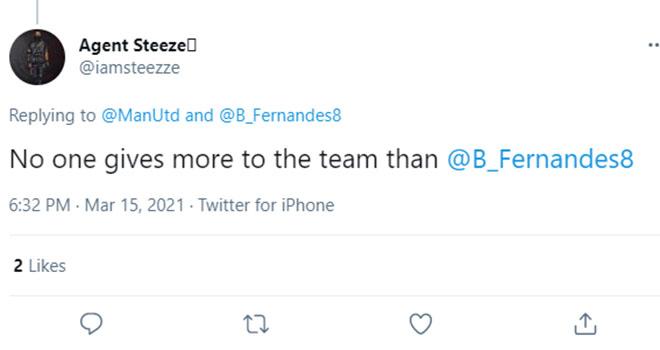 MU, Bruno Fernandes, MU vs West Ham, Bruno Fernandes pressing dữ dội, Fan MU, video MU 1-0 West Ham, tin bóng đá MU, fan MU yêu mến Bruno Fernandes, Bruno pressing