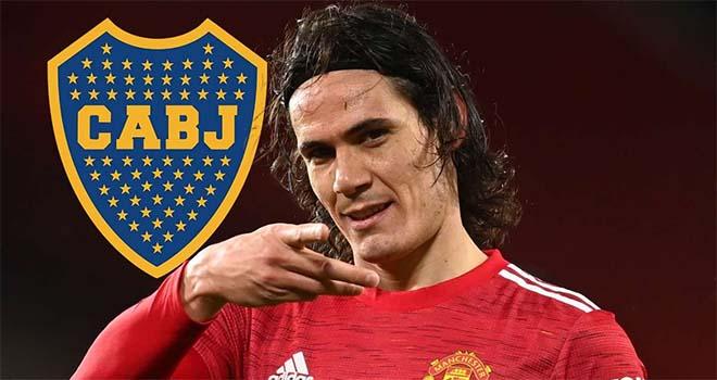 MU, Tin bóng đá MU, Chuyển nhượng MU, Cavani, Lingard, kết quả Milan vs MU, video Milan vs MU, Cavani gia nhập Boca Juniors, MU báo giá Lingard, tin tức MU, chuyển nhượng