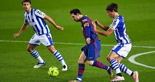 Real Sociedad vs Barcelona, lịch thi đấu bóng đá, trực tiếp bóng đá, La Liga