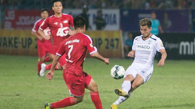 Lịch thi đấu bóng đá hôm nay. Trực tiếp Bình Dương vs Sài Gòn,  Viettel vs HAGL. VTV6, BĐTV