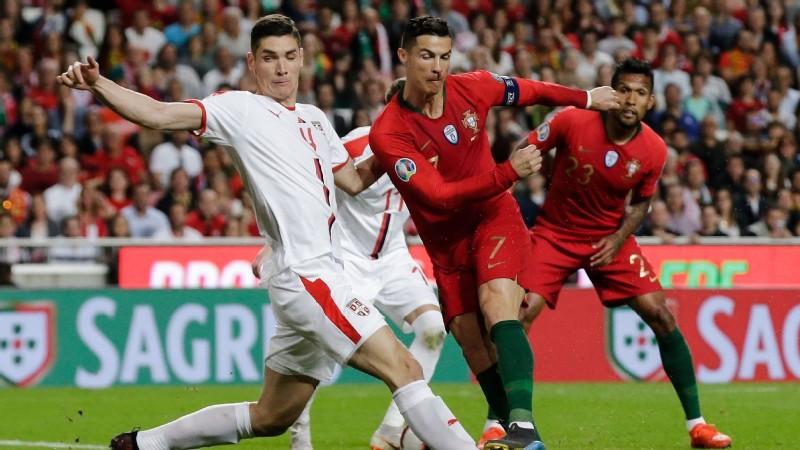 Lịch thi đấu bóng đá hôm nay. Trực tiếp Hà Lan vs Latvia, Serbia vs Bồ Đào Nha. K+PM, BĐTV