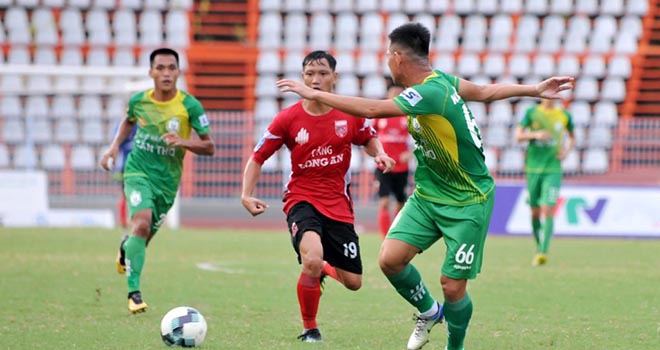 Long An vs Bình Phước. lịch thi đấu bóng đá, trực tiếp bóng đá