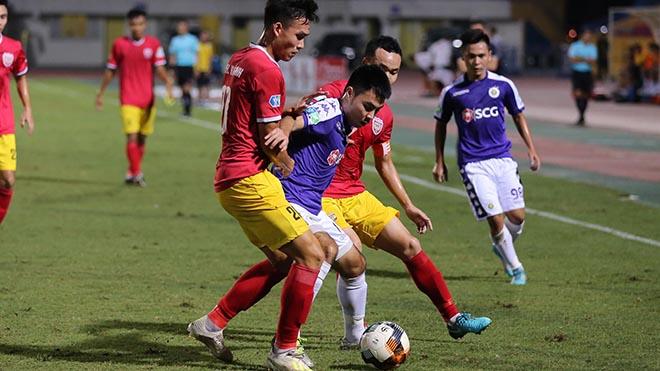 Lịch thi đấu bóng đá hôm nay: trực tiếp Hà Nội vs Hà Tĩnh. BĐTV, TTTV