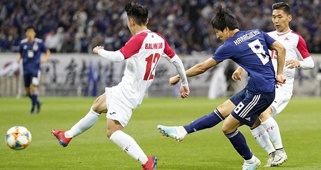 Mông Cổ vs Nhật Bản, trực tiếp bóng đá, lịch thi đấu bóng đá, vòng loại World Cup