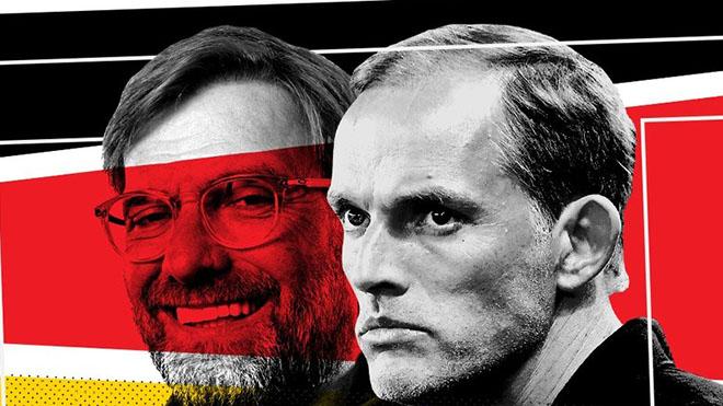 Lịch thi đấu bóng đá hôm nay. Trực tiếp Liverpool vs Chelsea. K+, K+PM