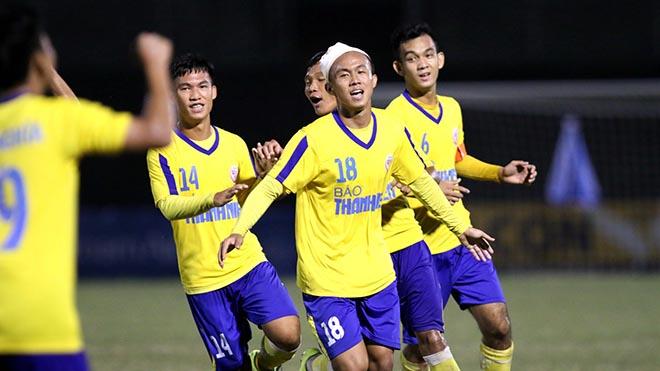 Lịch thi đấu bóng đá hôm nay. Trực tiếp U19 Nutifood vs U19 Khánh Hòa, U19 Đồng Tháp vs U19 Bình Định