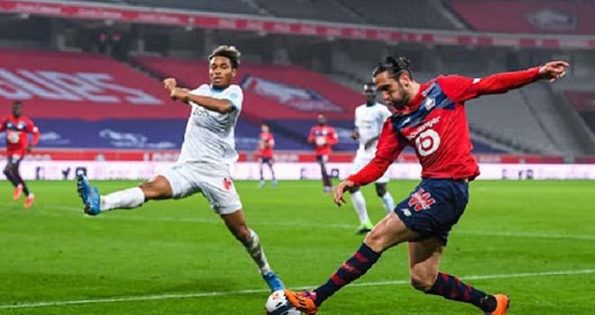 Ajaccio vs Lille, trực tiếp bóng đá, lịch thi đấu bóng đá
