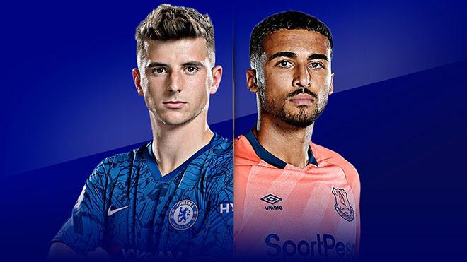 Lịch thi đấu bóng đá hôm nay: Trực tiếp Chelsea đấu với Everton. K+, K+PM
