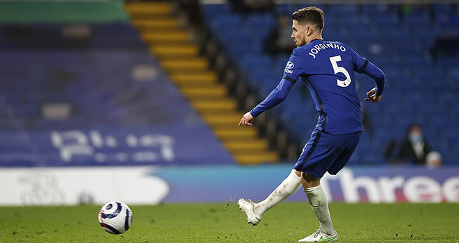 Ket qua bong da, Chelsea vs Everton, Video Chelsea vs Everton, BXH bóng đá Anh, kết quả Chelsea vs Everton, kết quả Ngoại hạng Anh, bảng xếp hạng Ngoại hạng Anh, BXH Anh, Jorginho