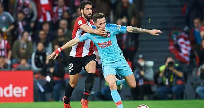Atletico vs Bilbao, trực tiếp bóng đá, lịch thi đấu bóng đá, La Liga
