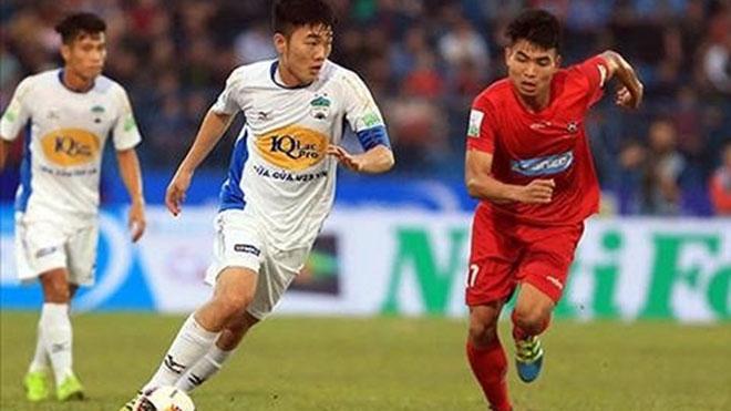 Cập nhật trực tiếp bóng đá LS V-League: Đà Nẵng vs Hà Nội, Hải Phòng vs HAGL