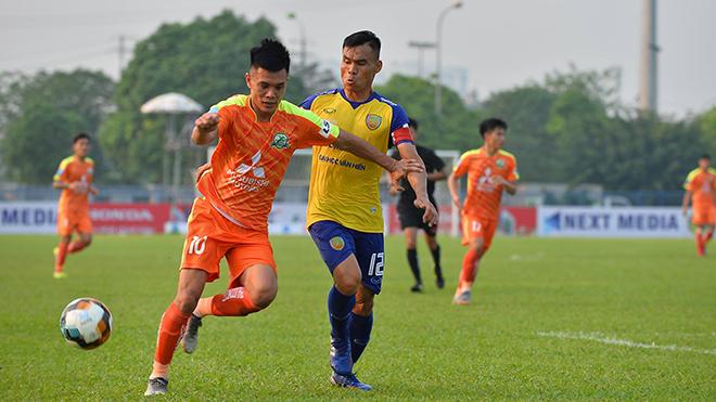 An Giang vs Bình Phước, trực tiếp bóng đá, lịch thi đấu bóng đá, hạng Nhất quốc gia