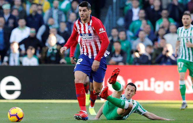 Real Betis vs Atletico, trực tiếp bóng đá, lịch thi đấu bóng đá, La Liga
