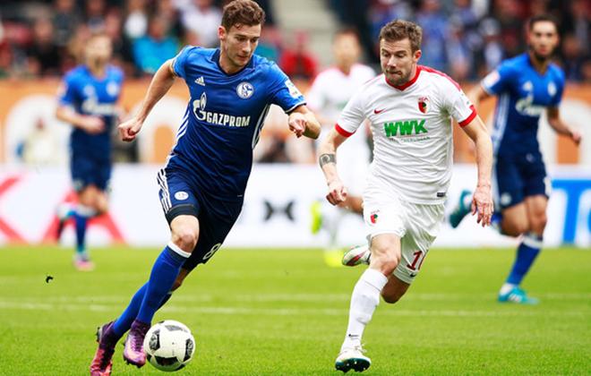 Schalke vs Augsburg, trực tiếp bóng đá, lịch thi đấu bóng đá, Bundesliga